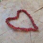 Beeren-Herz zum Valentinstag
