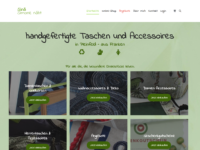 simonenaeht.de - Online-Shop für handgefertigte Taschen und Accessoires