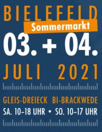 handmade Sommermarkt Bielefeld - die Ausstellung für kreatives Gestalten