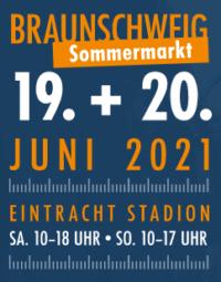 handmade Sommermarkt Braunschweig - die Ausstellung für kreatives Gestalten