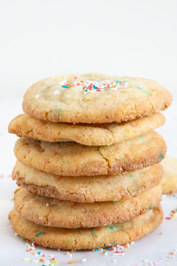 Konfetti Cookies