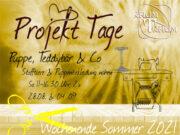 Nähkurs Projekt Puppe, Teddybär & Co  2x Sa  11 bis 16.30 Uhr