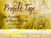 Nähkurs Projekt Yoga Accessoires 2x Sa 11 bis 16.30 Uhr