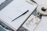 Kalligrafie Kurs | für Bräute