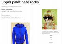 upper palatinate rocks