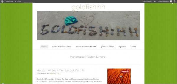goldfish:hh - handmade Mützen & more...